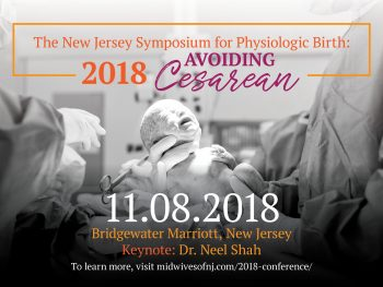 New Jersey Symposium for Physiologic Birth: 2018 Avoiding Cesarean