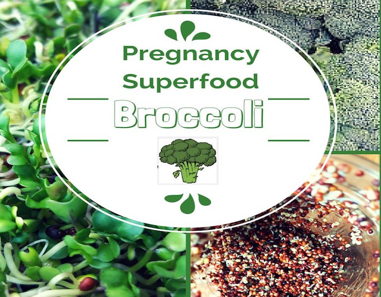 Pregnancy Superfood Broccoli