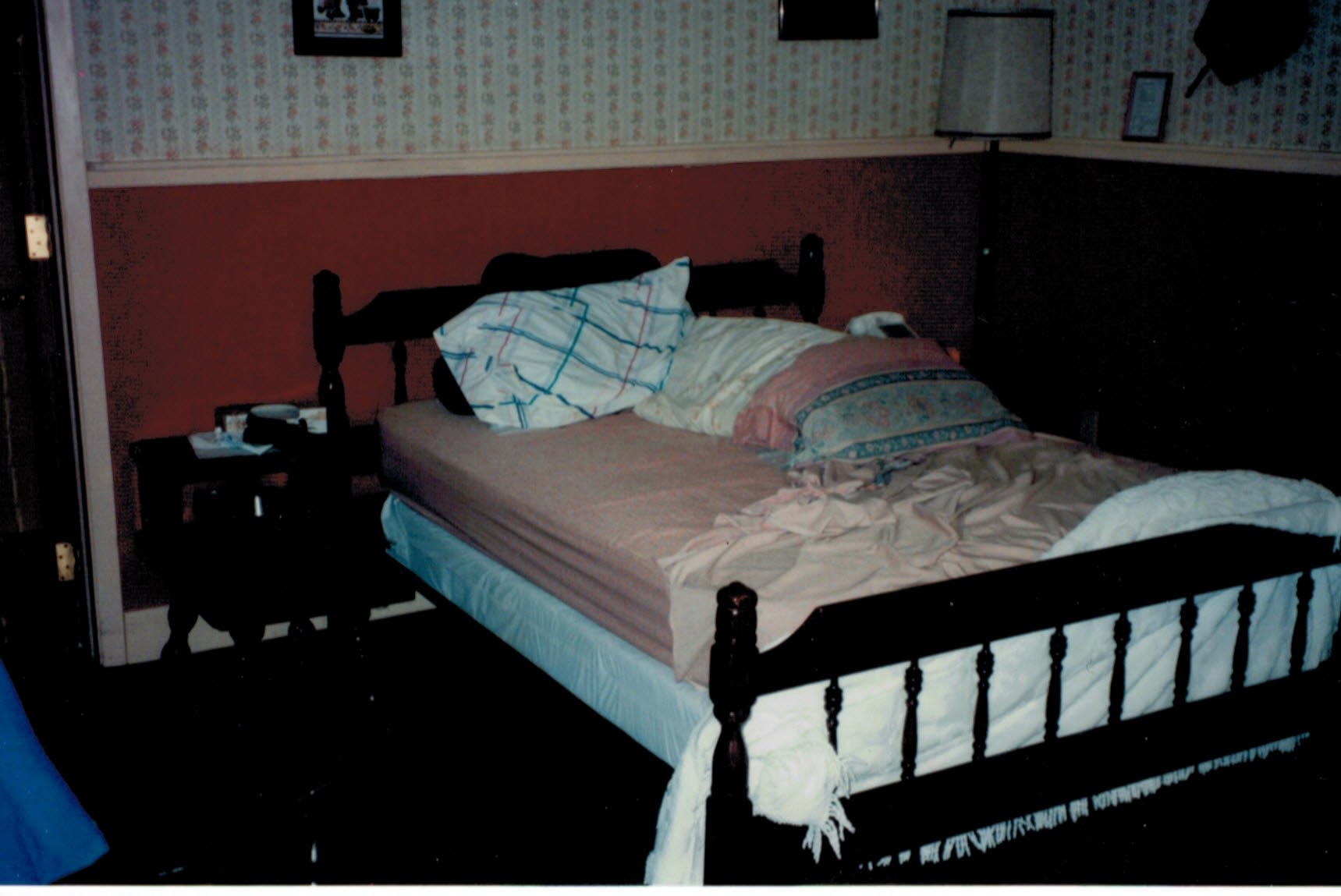 Birth Center bed