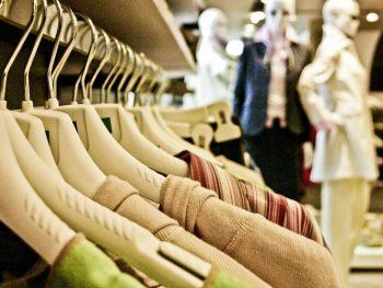Shopping Clothes Racks