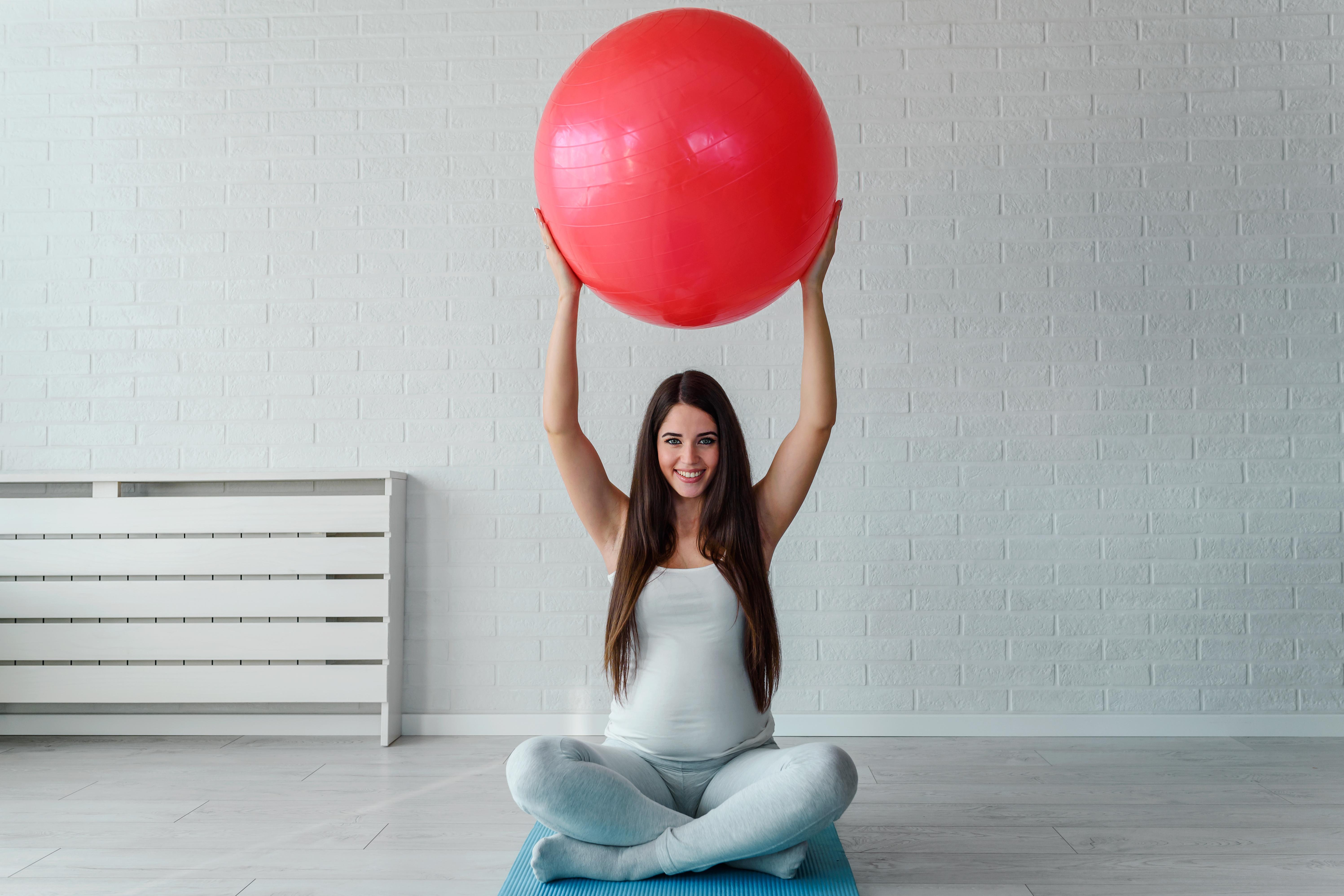 Avoiding Cesarean: Exercise in Pregnancy